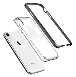 Spigen Neo Hybdrid Crystal puzdro pre Apple iPhone Xs Max, transparentná