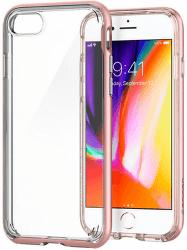 Spigen Neo Hybrid Crystal 2 puzdro pre Apple iPhone 7/8, ružovo-zlatá