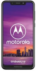 Motorola One Lite čierny