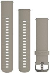 Garmin Quick Release 20mm silikónový remienok hnedý