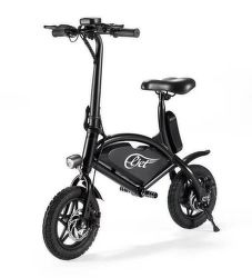 ELJET Ecolo E4 Black, E-bike