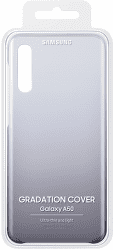 Samsung Gradation Cover zadný kryt pre Samsung Galaxy A50, čierna