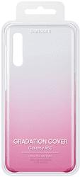 Samsung Gradation Cover zadný kryt pre Samsung Galaxy A50, ružová