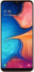 Samsung Galaxy A20e 32 GB oranžový
