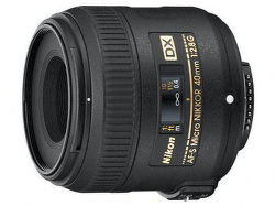 Nikon AF-S DX 40mm f/2.8G ED MICRO