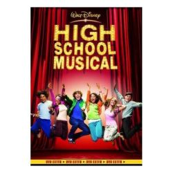 DVD F - High School Musical