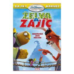 DVD F- Bajky naruby: Želva a zajíc (pošetka)