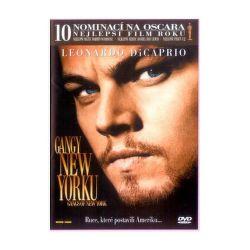 DVD F - GANGY V NEW YORKU