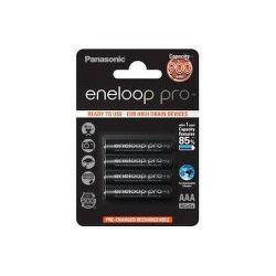 PANASONIC Eneloop Pro AAA 900 4BP