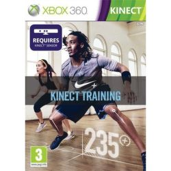 XBOX360 - FITNESS NIKE KINECT TRAINING