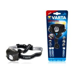 VARTA 5x5mm LED čelová baterka + 3xAAA