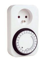 Časový spínač, min 15min, max.16A, IP20