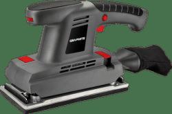 GRAPHITE 59G323 - vibračná brúska