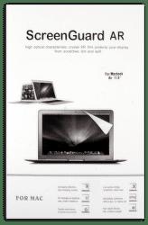 """VEGA AA-3026 metalitická priesvitná fólia na MACBOOK 11,6"""""""