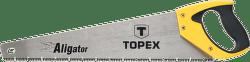 TOPEX Pílka ručná Aligator, 450 mm, 7 TPI