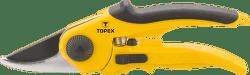TOPEX Nožnice záhradné univerzálne 220 mm, čepeľ: 49 mm