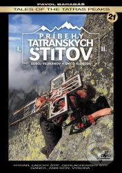 DVD F - FILM [BARABAS, P.] - PRIBEHY 1-2 TATRANSKYCH STITOV