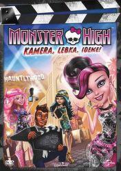 DVD F - Monster High: Kamera, Lebka, Ideme - SK