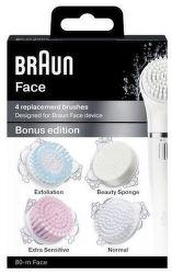 Braun Face 80M bonusová edícia náhradné kefky