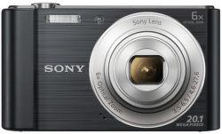 Sony CyberShot DSC-W810 čierny