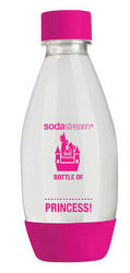 Sodastream Princess Pink ružová náhradná fľaša (500 ml)