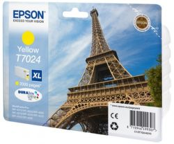 EPSON T7024 XL yellow (eiffel) - atrament