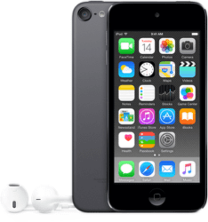 Apple iPod Touch 32GB (šedý) MKJ02HC/A