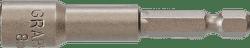 "GRAPHITE Magnetický držiak, 8 x 65 mm, 1 / 4 """