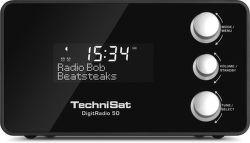 TechniSat DigitRadio 50 (čierne)