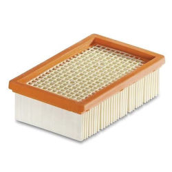 KARCHER 2.863-005, plochý skladaný filter MV 4-6