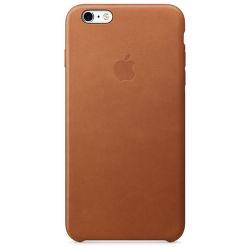 Apple kožený kryt pre iPhone 6S Plus, sedlovo hnedý