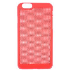 Winner puzdro Perforated pre iPhone 6/6s (ružové)