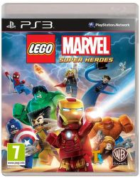 LEGO Marvel Super Heroes Essential - hra pre PS3