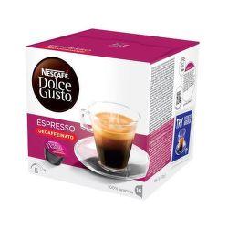 Nescafé Dolce Gusto Espresso Decaffeinato (16ks)