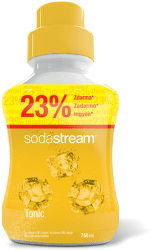 Sodastream Tonic sirup (750ml)