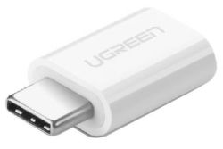 Ugreen 30154 USB 3.1 Type-C na Micro USB adaptér