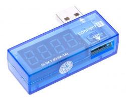 Connect IT SKITCI482 - USB merač prúdu a napätia