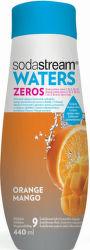 Sodastream Waters Zero pomarančovo-mangový sirup (440 ml)