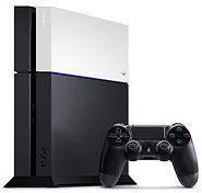 PS4 farebný kryt na konzolu (strieborný)