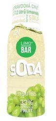 Limo Bar hroznový sirup (500 ml)