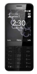 Nokia 230 Dual SIM tmavo-strieborný