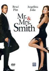 Pán a pani Smithovci - DVD film