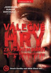Vojnové hry: Za prahom smrti - DVD film