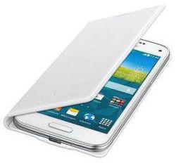 Samsung flip EF-WJ320PW Galaxy J3 (biela)