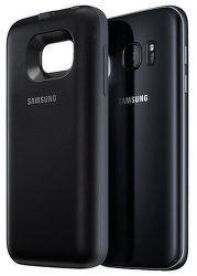 Samsung puzdro s bezdr.nab. EP-TG930BB, SG S7 (čierne)