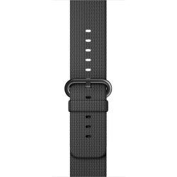 Apple MM9L2ZM/A, 38mm - Tkaný nylonový remienok (čierny)