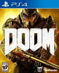 DOOM - hra na PS4