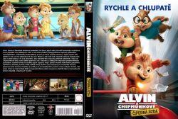 Alvin a Chipmunkové 4: Čiperná jízda - DVD film