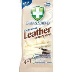 Green Shield  vlhčené utierky na kožu