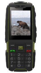 Aligator RX20 eXtremo čierno zelený